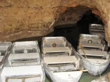 Jeskynní jezero Tapolca