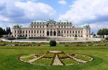 Belveder ve  Vídni