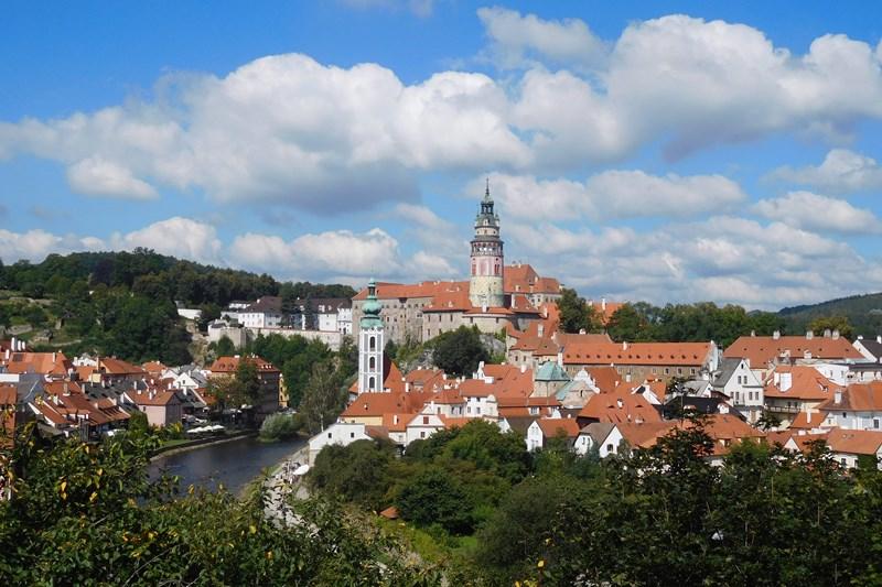 ČESKÝ KRUMLOV - CZECH UNESCO HERITAGE