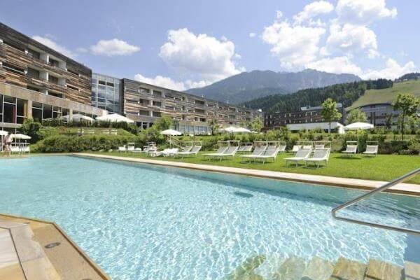 HOTEL & SPA CARINZIA ****, KORUTANY