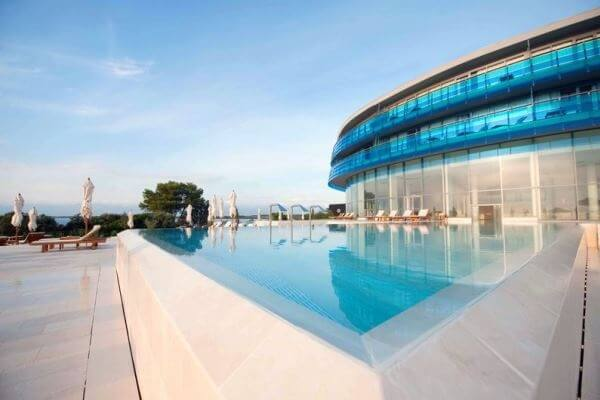 HOTEL & SPA IADERA *****, CHORVATSKO